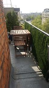 Apartment Paris 12° - Terrace
