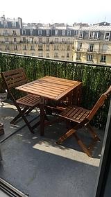Appartement Paris 12° - Terrasse