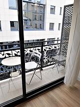 Квартира Hauts de seine - Терраса