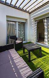 Apartamento Val de marne - Terraza