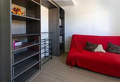 Apartment Val de marne - Bedroom 2