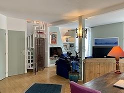 家 Val de marne - リビングルーム