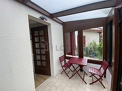 casa Yvelines - Terraza