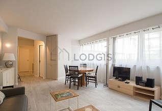 Hôtel de Ville – Beaubourg Париж Paris 4° 1 спальня Квартира
