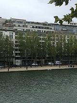 公寓 巴黎19区 - 阳台