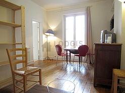 アパルトマン パリ 16区 - リビングルーム