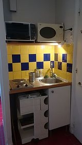 公寓 巴黎4区 - 厨房