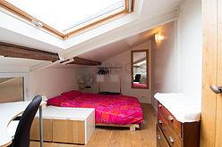 Дуплекс Париж 14° - Спальня
