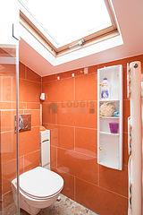 Duplex Paris 14° - Badezimmer