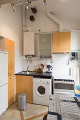 Duplex Paris 14° - Kitchen