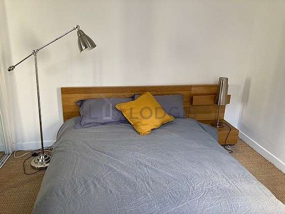 Bedroom of 12m² with cocofloor