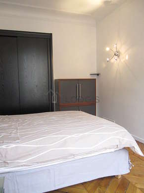 Bedroom for 2 persons equipped with 1 sofabed(s) of 140cm