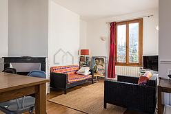 Casa Parigi 19° - Soggiorno