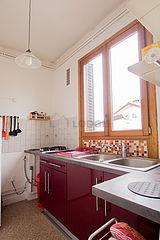casa París 19° - Cocina