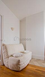 casa París 19° - Dormitorio 2