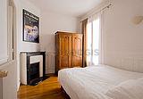 casa París 19° - Dormitorio