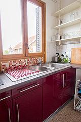 Townhouse 巴黎19区 - 厨房