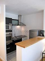 アパルトマン パリ 11区 - キッチン