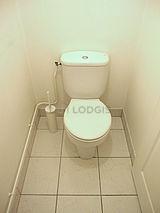 アパルトマン パリ 11区 - トイレ