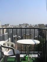 公寓 巴黎4区 - 陽台