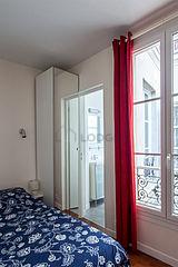 アパルトマン パリ 7区 - ベッドルーム