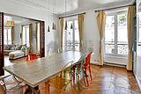 公寓 巴黎4区 - 饭厅