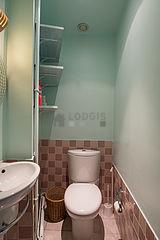 公寓 巴黎4区 - 廁所