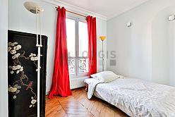 Apartamento París 4° - Dormitorio 3