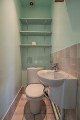 Apartment Paris 4° - Toilet 2