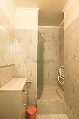 アパルトマン パリ 13区 - バスルーム 2