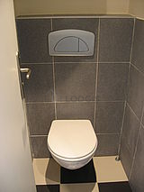 Apartment Paris 13° - Toilet