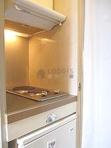 Apartamento París 16° - Cocina
