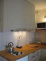 公寓 巴黎2区 - 厨房