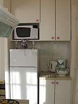 Wohnung Paris 9° - Küche