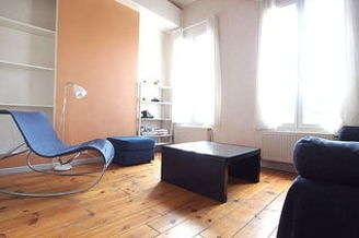 Montmartre Париж Paris 18° 1 спальня Квартира