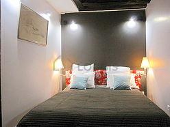 デュプレックス パリ 3区 - ベッドルーム