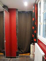 双层公寓 巴黎3区 - 更衣室