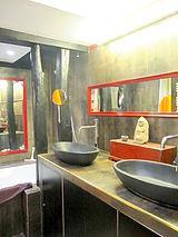 双层公寓 巴黎3区 - 浴室