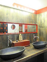 デュプレックス パリ 3区 - バスルーム