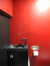 デュプレックス パリ 3区 - トイレ