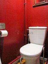 双层公寓 巴黎3区 - 厕所