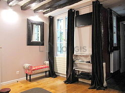 duplex Parigi 3° - Camera