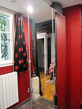 Duplex Paris 3° - Dressing room