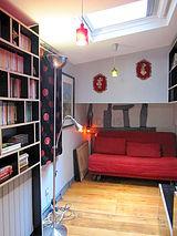 Duplex Paris 3° - Library