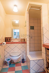 Dúplex Paris 11° - Casa de banho