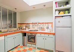 Dúplex Paris 11° - Cozinha