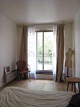 Квартира Париж 18° - Спальня