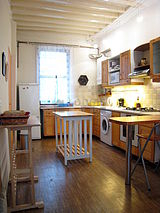 Apartment Paris 9° - Kitchen
