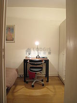 Apartamento París 5° - Dormitorio