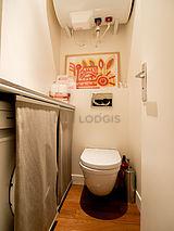公寓 巴黎4区 - 厕所
